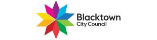 Blacktown City Council Library Logo