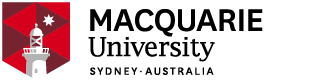 Macquarie University Walanga Muru Logo